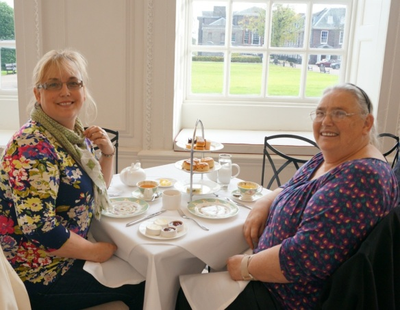 Afternoon Tea at the Orangery Kensington Gardens