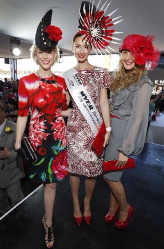 Fashions on the Field Winners